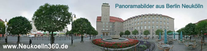 Neukölln Panorama-Ansichten
